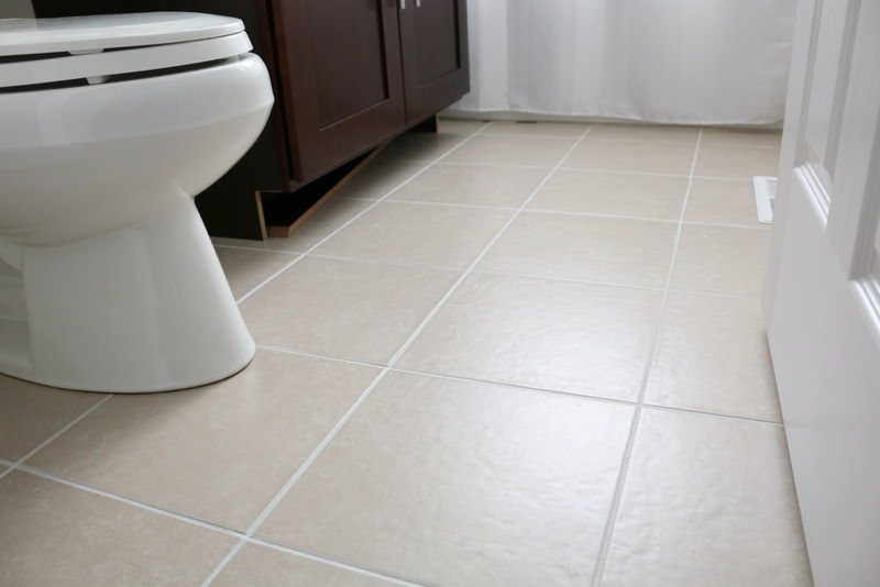 What You Should Know About Grout Quality Restoration Inc - Cleaning white grout on floor tiles
