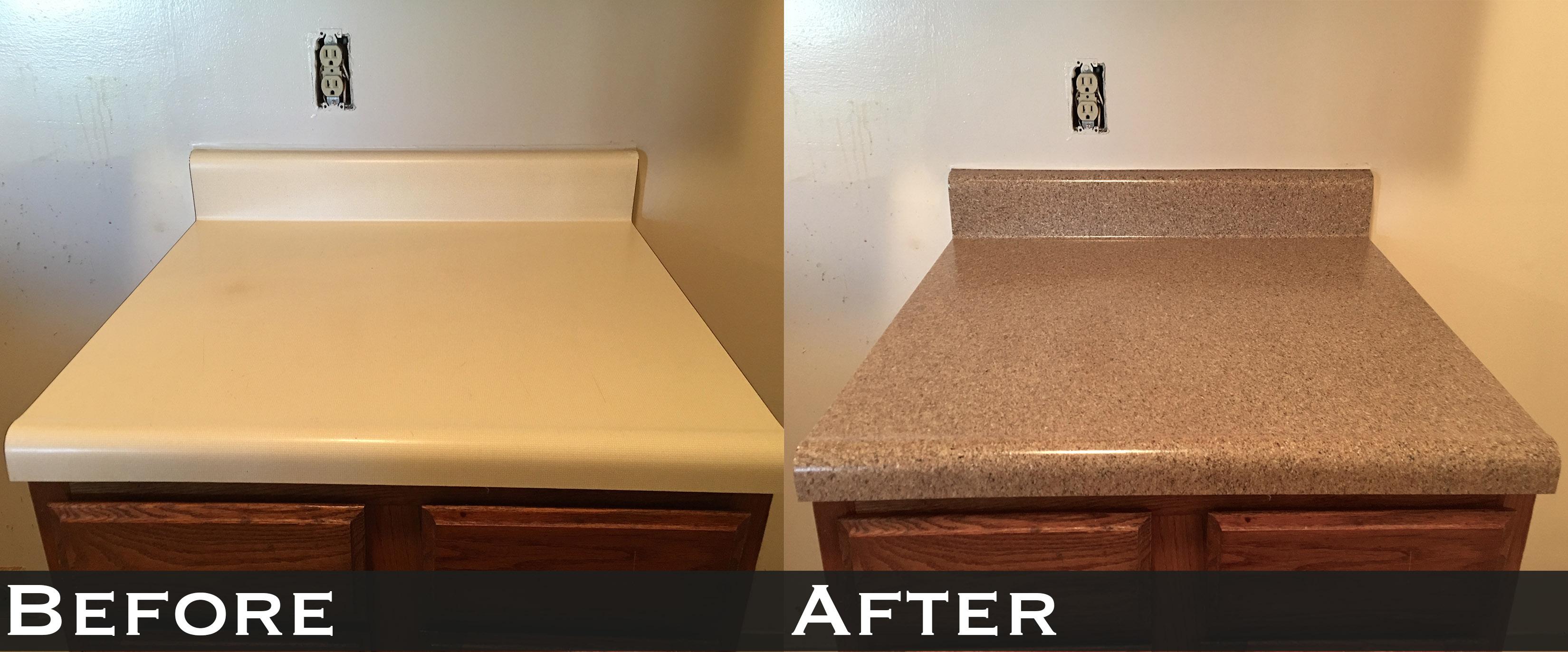 Kitchen Countertop Resurfacing   Quality Restoration